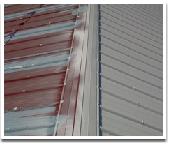 Coatings Systems For Existing Metal Roofs